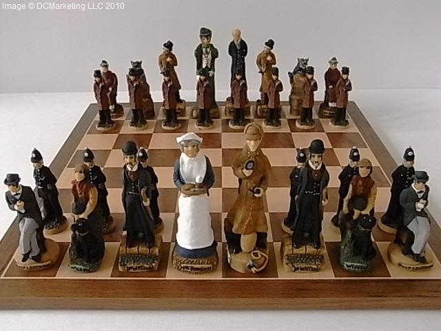 Sherlock Holmes Chess
